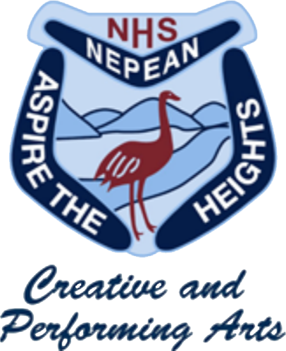 Nepean Creative and Performing Arts High School logo